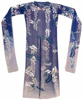 Kimono altered fro Mrs. Woodrow (Edith) Wilson